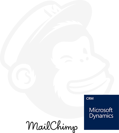 Mailchimp és Microsoft Dynamics CRM integráció